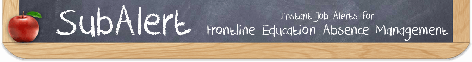 Instant Job Alerts for Frontline Education Absence Management®