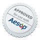 Aesop approved seal 80